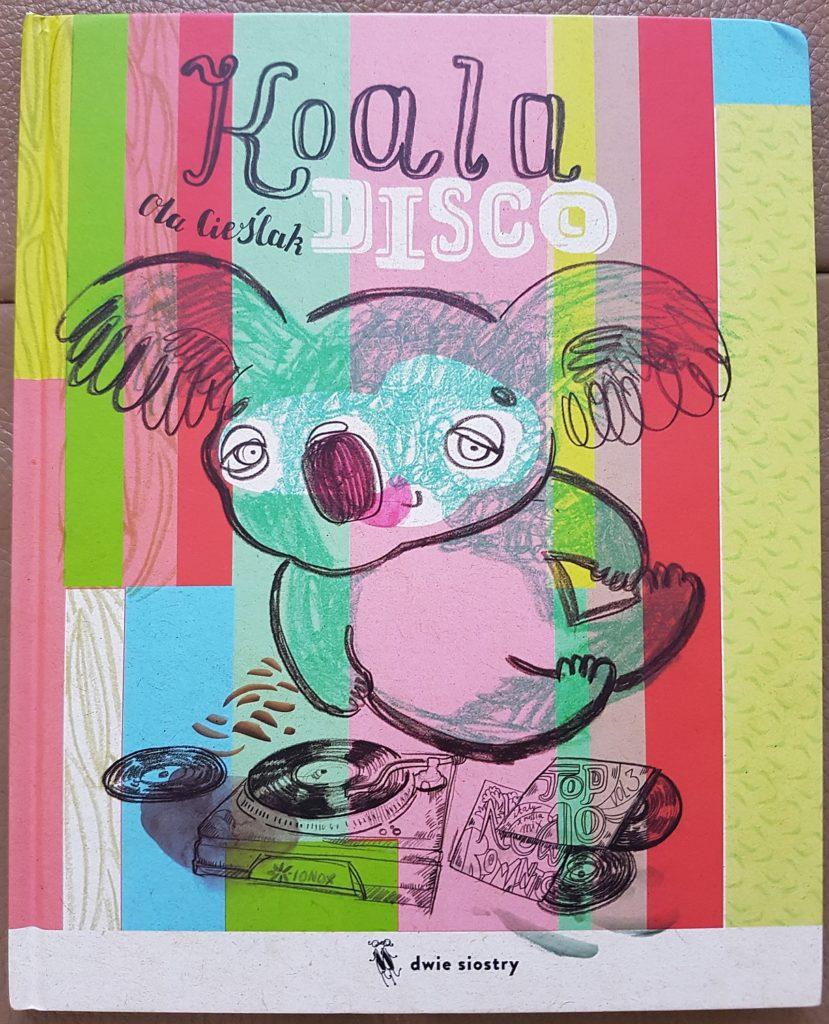 """Koala disco"" - okładka"