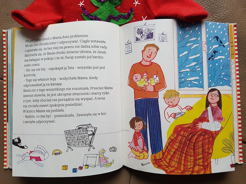 """""""Basia i Boże Narodzenie"""""""