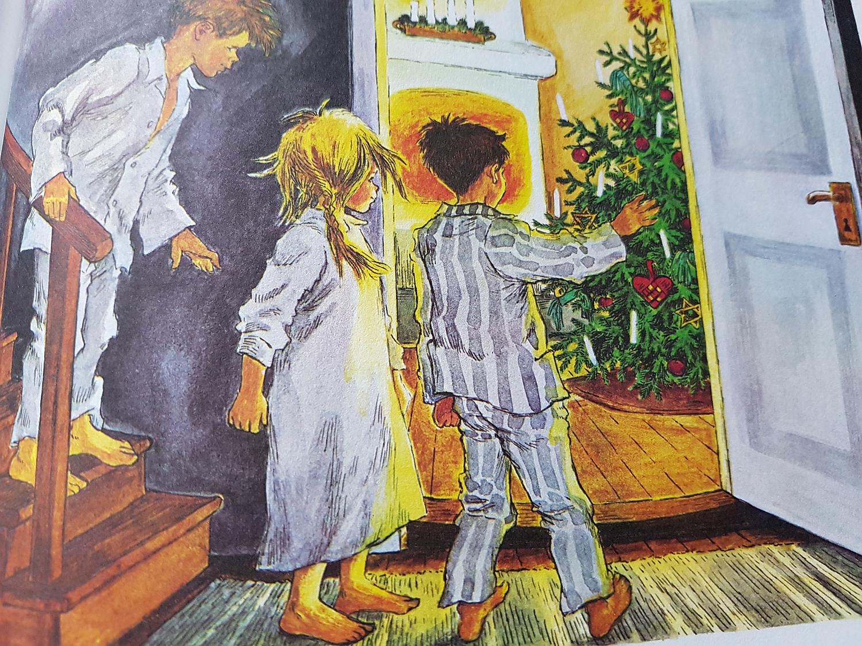 """""""Boże Narodzenie w Bullerbyn"""""""