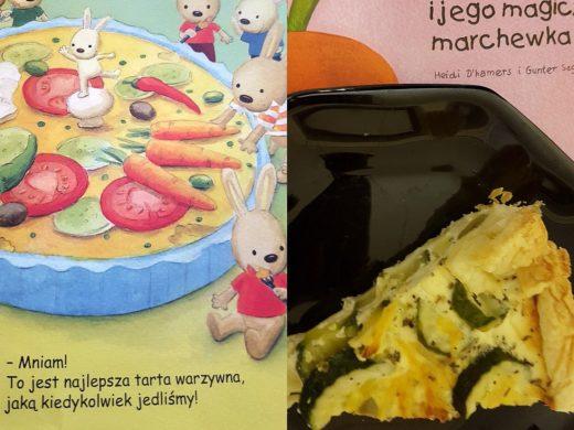 """""""Mały króliczek i jego magiczna marchewka"""""""