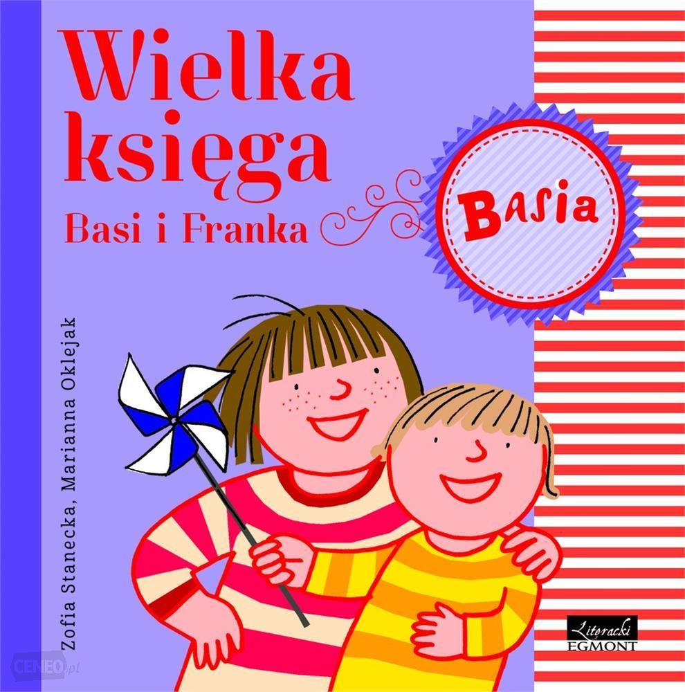 """""""Wielka księga Basi i Franka"""""""