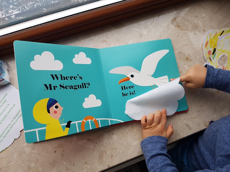 Where is Mr Penguin