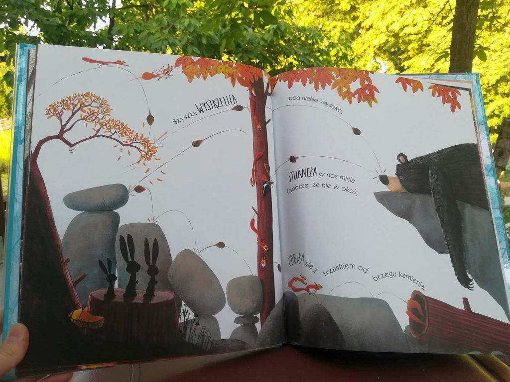"""""""Wiewiórki, które nie chciały się dzielić"""""""